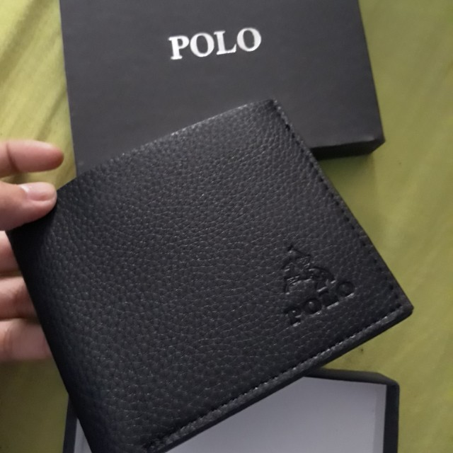Polo Mens Wallet