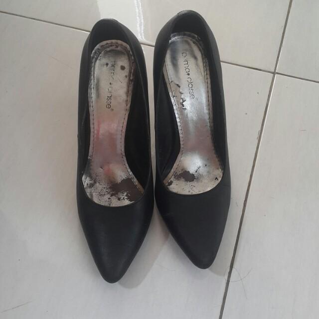Prima Classes Black Shoes