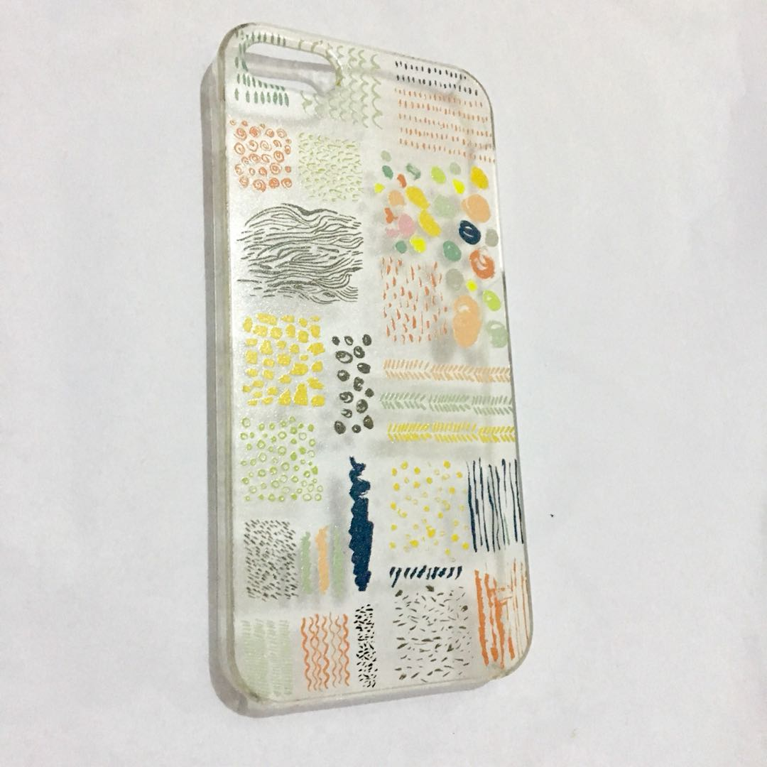 Printed Iphone5 Case