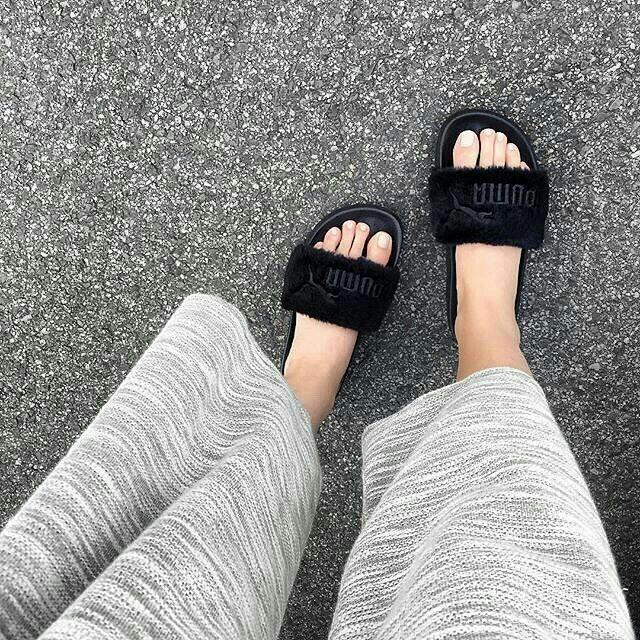 Puma Fenty rihanà slipper #fesyen50