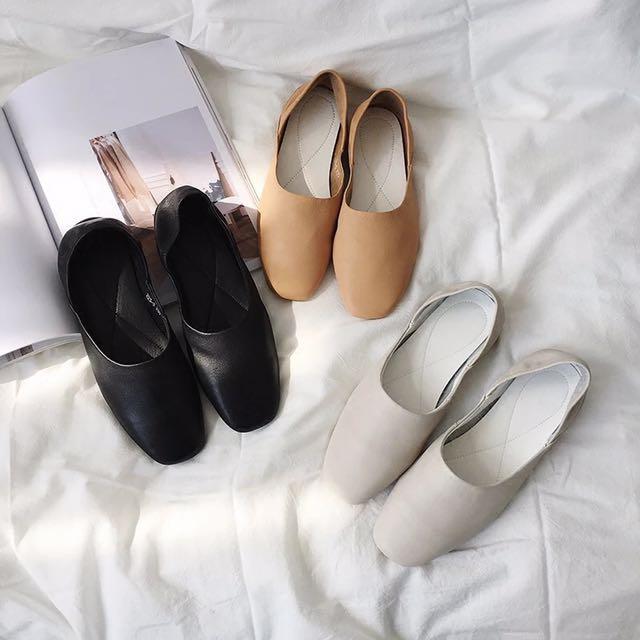 (預購)超軟Q娃娃平底鞋