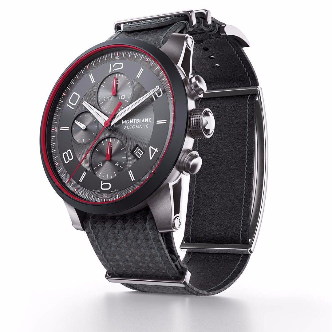 b67eff64029 Reduced! Montblanc Timewalker Urban Speed Chronograph Automatic ...