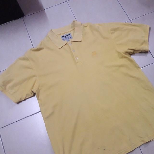 RENOMA Collar Shirt