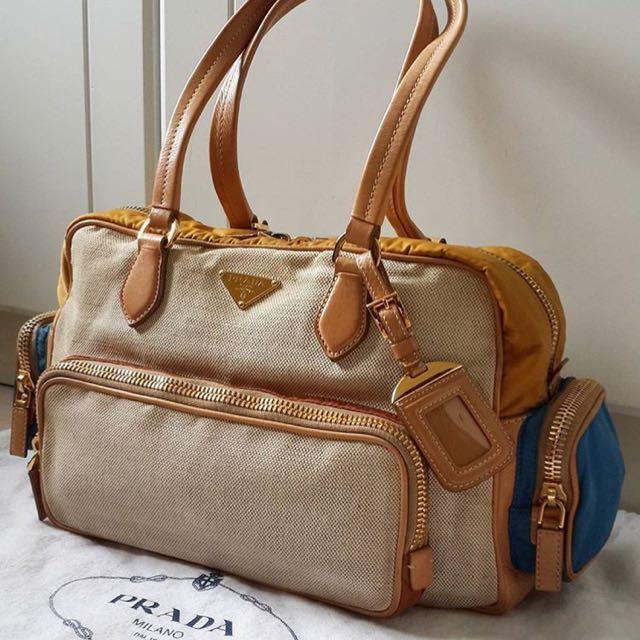 [REPRICE] Authentic Prada Bag