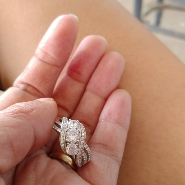 Ring from sheils