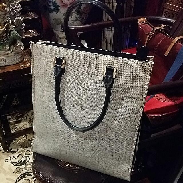 Roberta Di Camerino auth Handbag italian designer