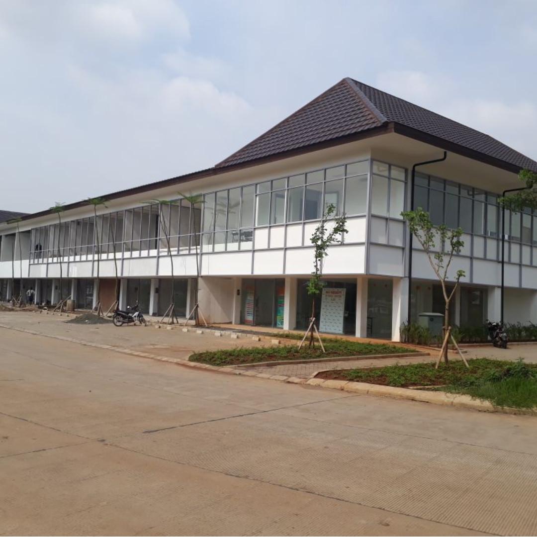 Ruko Saraswati Sembilan Vida Bekasi Murah Abis Property