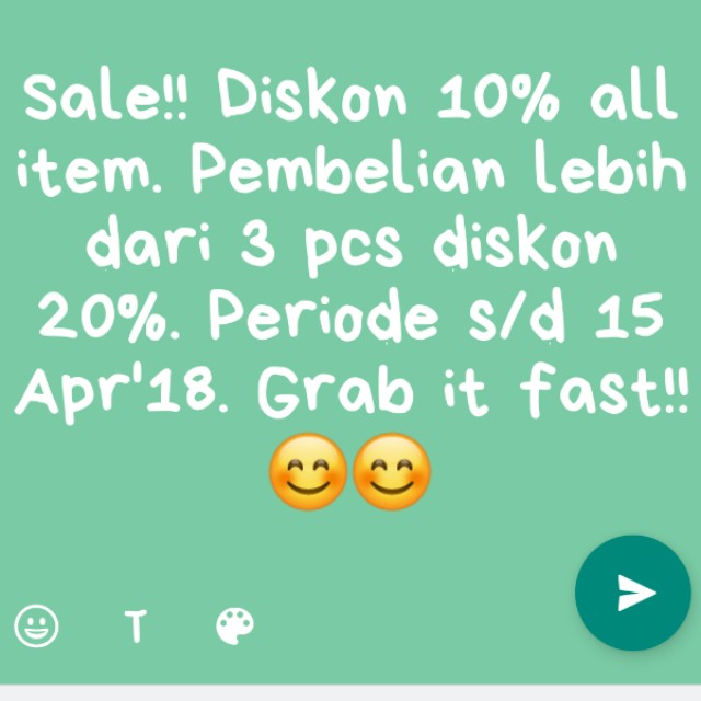 Sale!! for cloth only