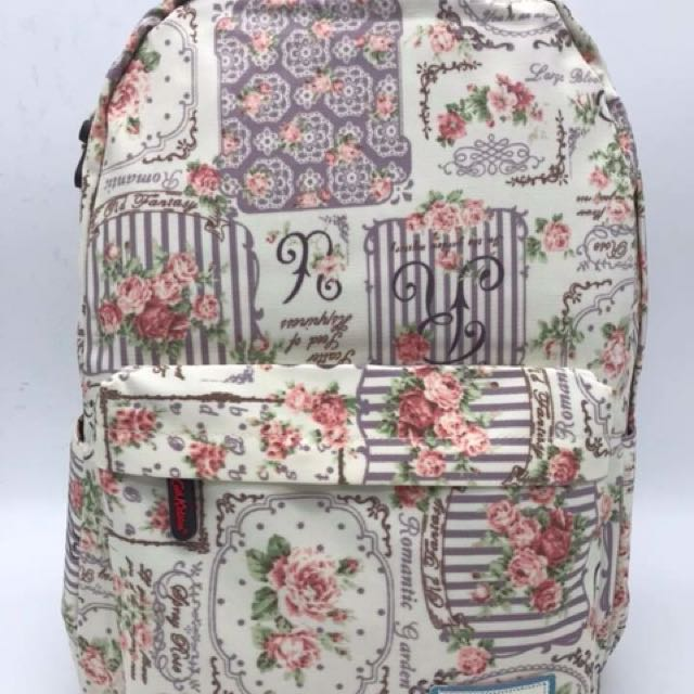 Sale!! Authentic Cath Kidston Backpack