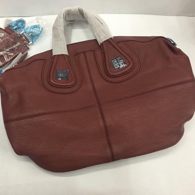 Sale!! Authentic Givenchy Bag (maroon)