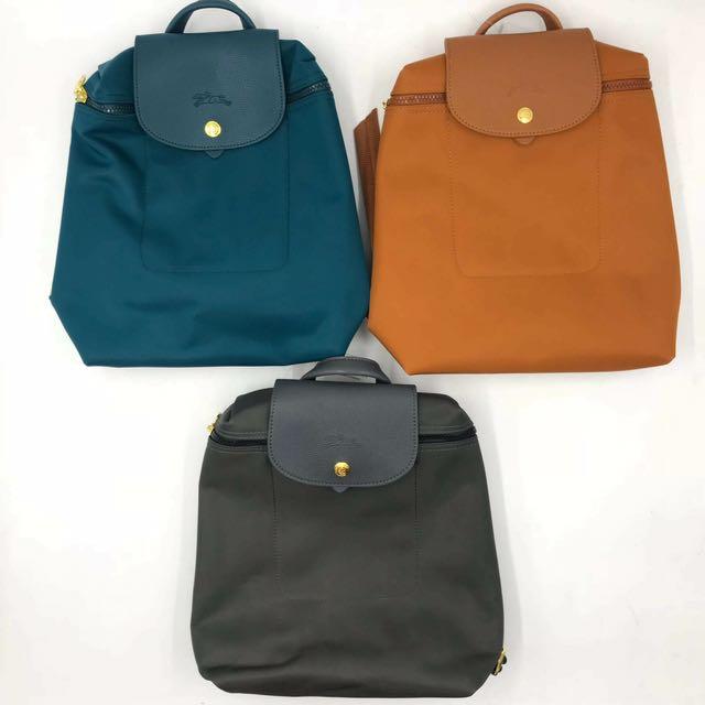 Sale!!! Authentic Longchamp Backpack