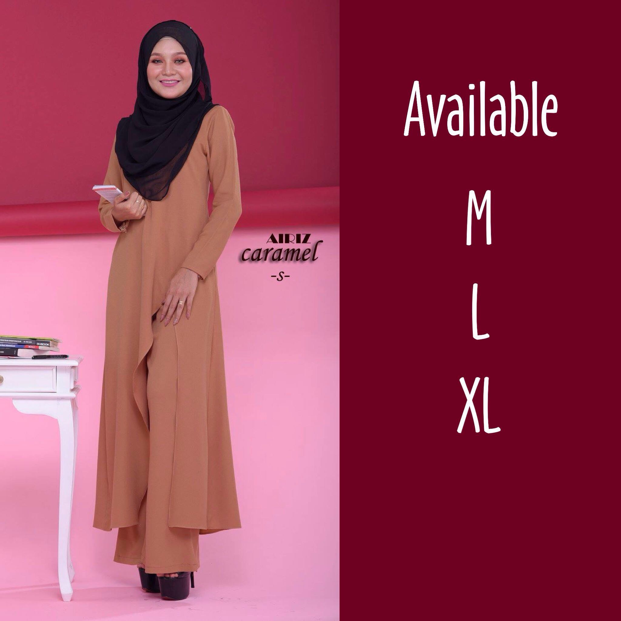 💥SALE💥AIRIZ ABAYA pants suit