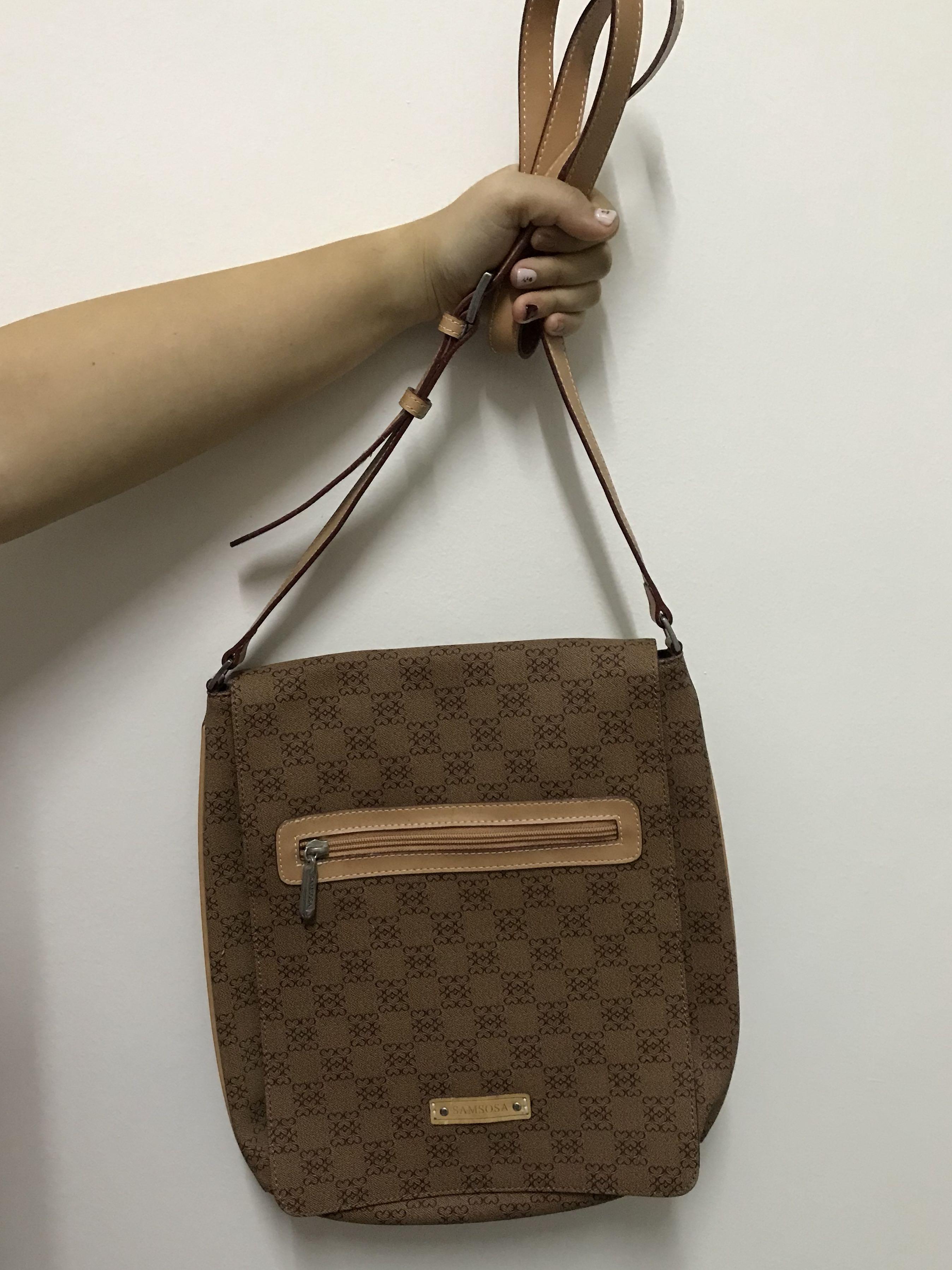 Samsosa sling bag