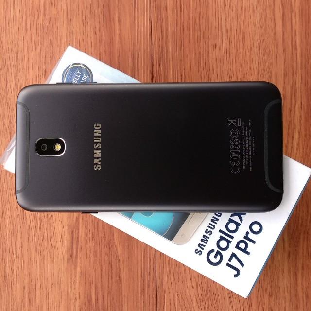 Samsung Galaxy J7 Pro Hitam Garansi Elektronik Telepon Seluler Di