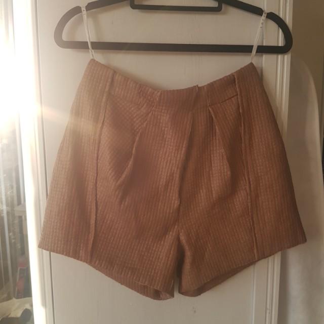 Sheike high waisted shorts 6