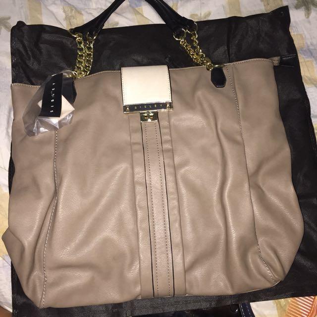 Sisley Large Tote Bag