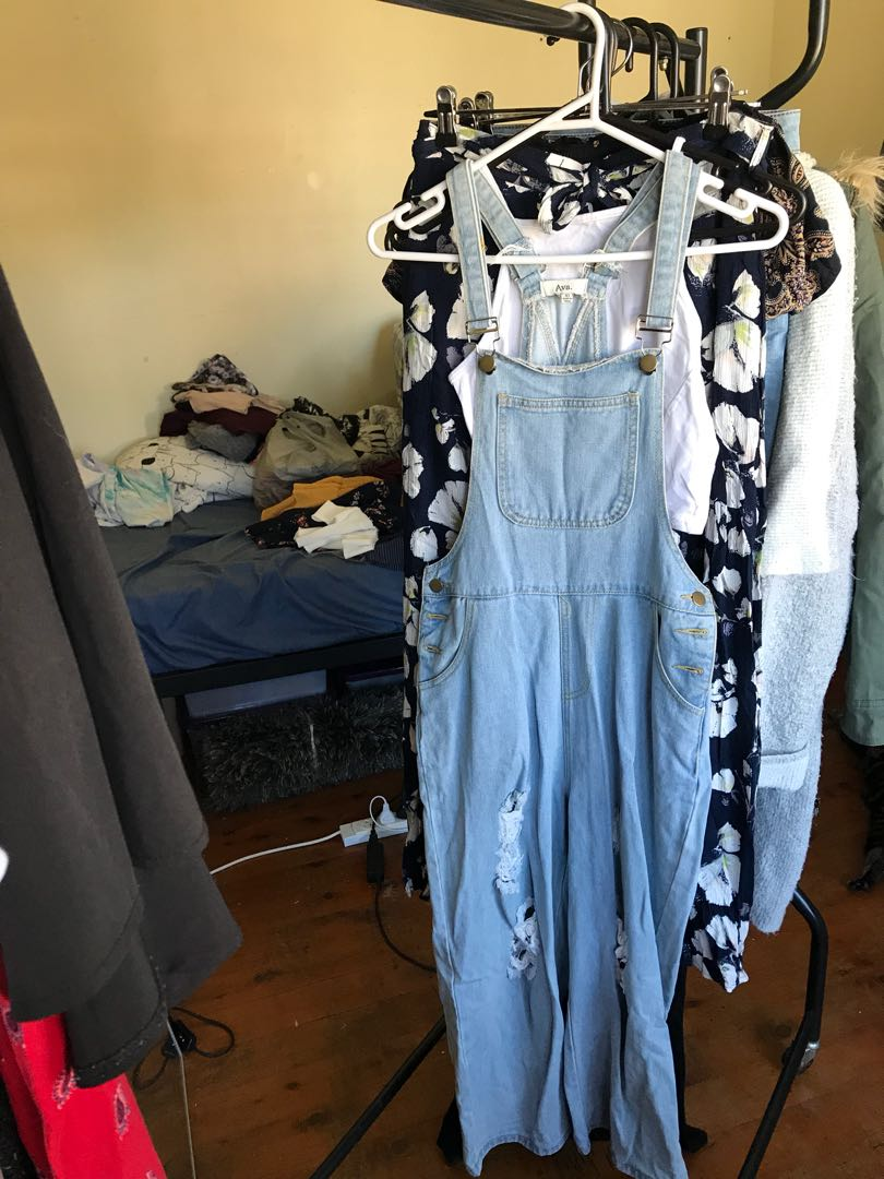 Size 10 overalls