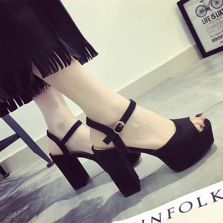 Size 36 High Heels