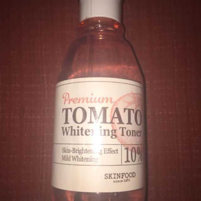 SKINFOOD TOMATO Whitening toner