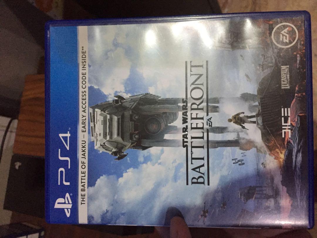 Starwars PS4 Battlefront
