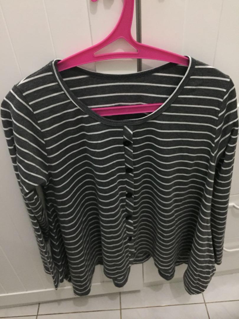 Stripe top / atasan