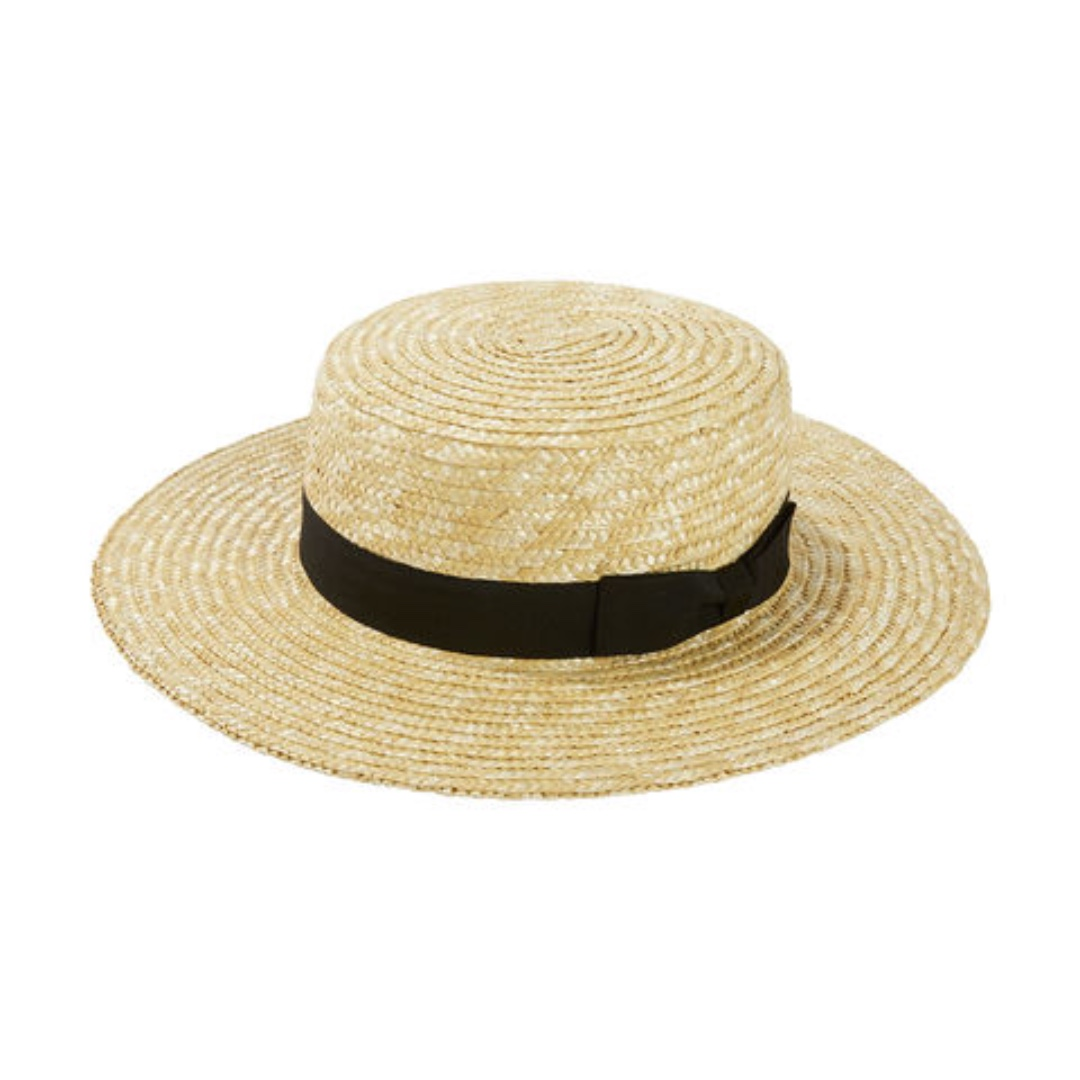 Super Cute Kmart Straw Hat Summer