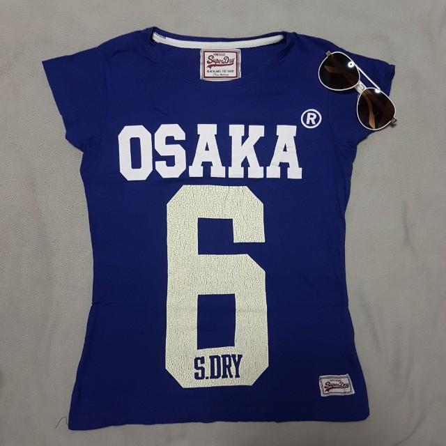 Super Dry Osaka Shirt