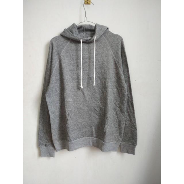 Sweater Basic Grey Ori Brand Luar