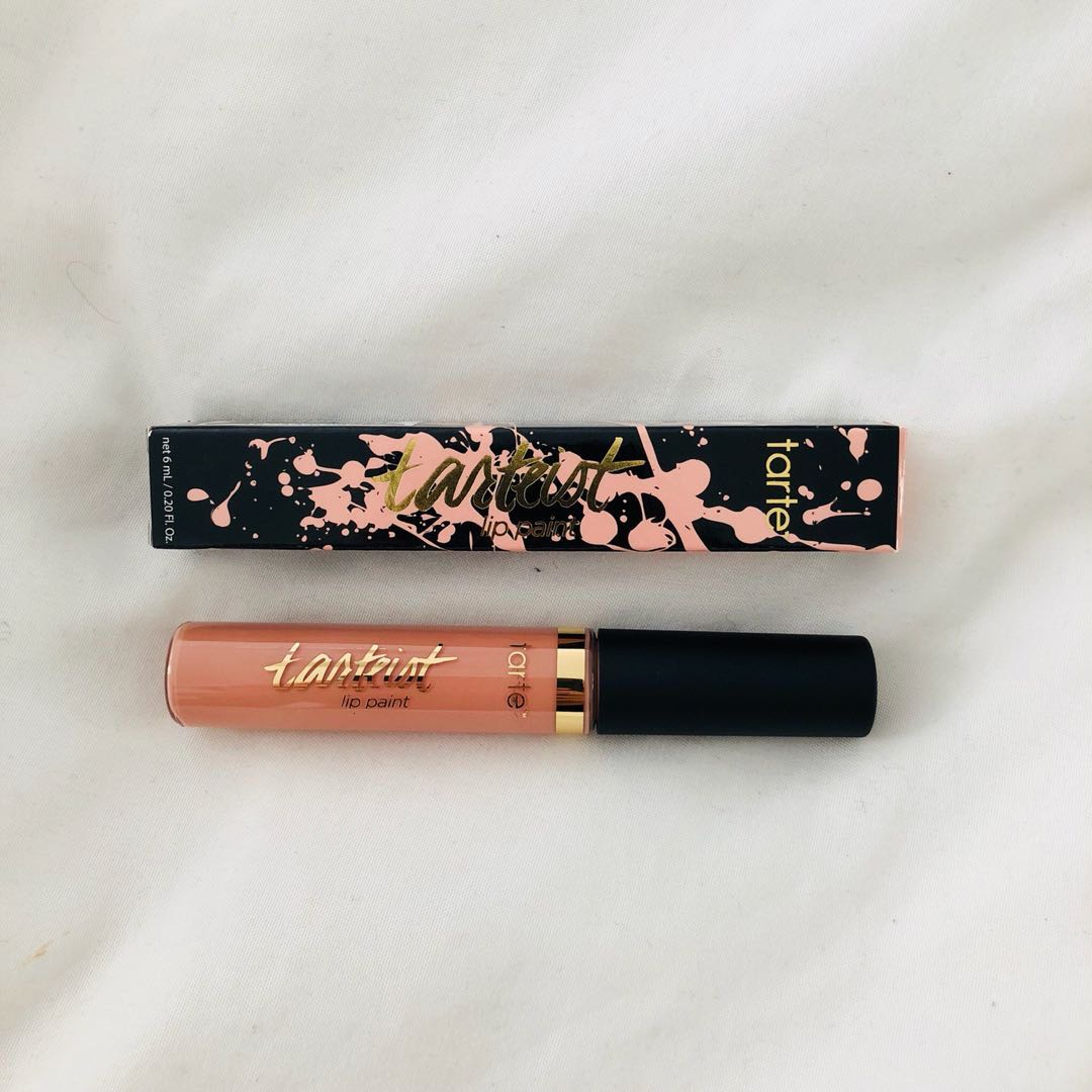 Tarte Quick Dry Matte Lip Paint