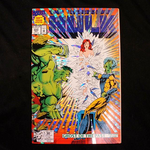 The INCREDIBLE HULK #400 (1992 Marvel)
