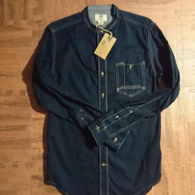 Timberland棉質襯衫