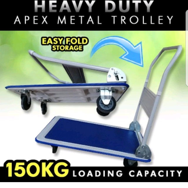 trolley (brand new not second hand)