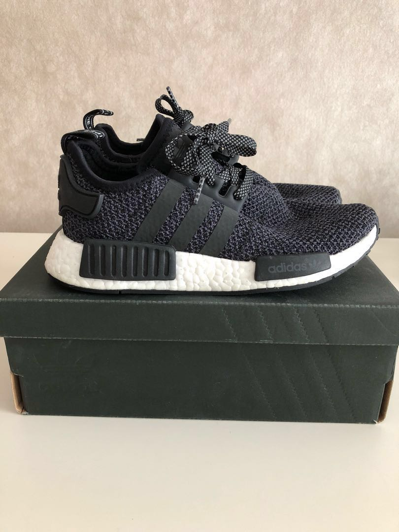 UK4.5💯Authentic Adidas NMD R1