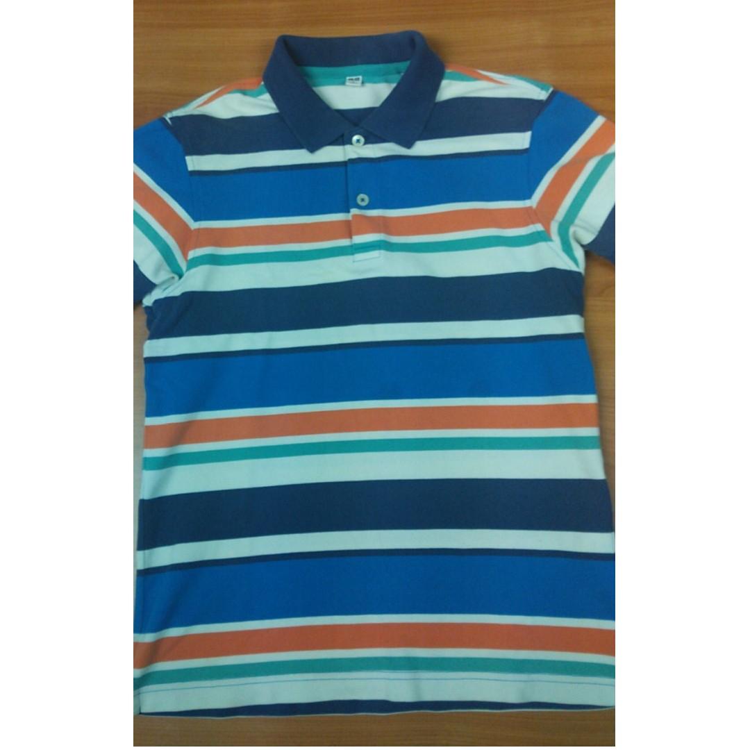 Uniqlo Polo Stripe Shirt