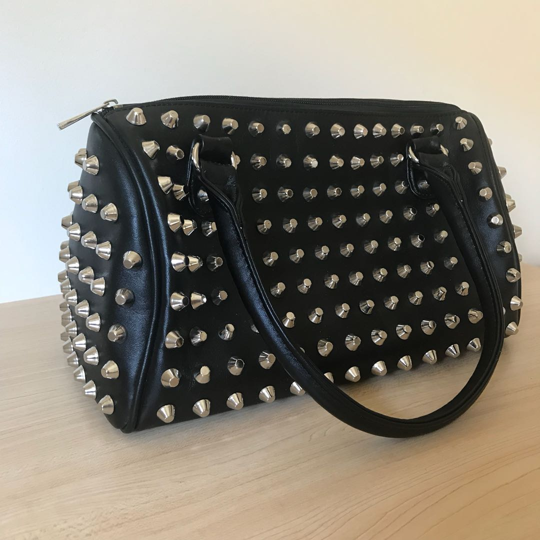 *UNWORN* Studded handbag