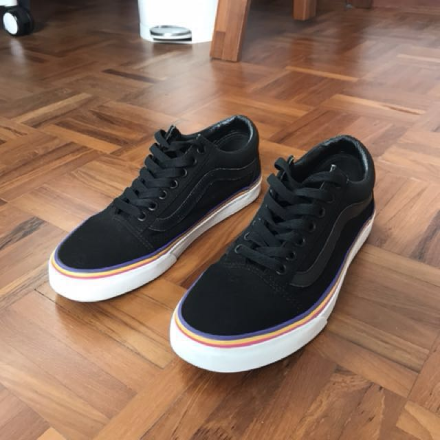 bf81466ce77 Vans Old Skool Rainbow Foxing (Limited Edition)