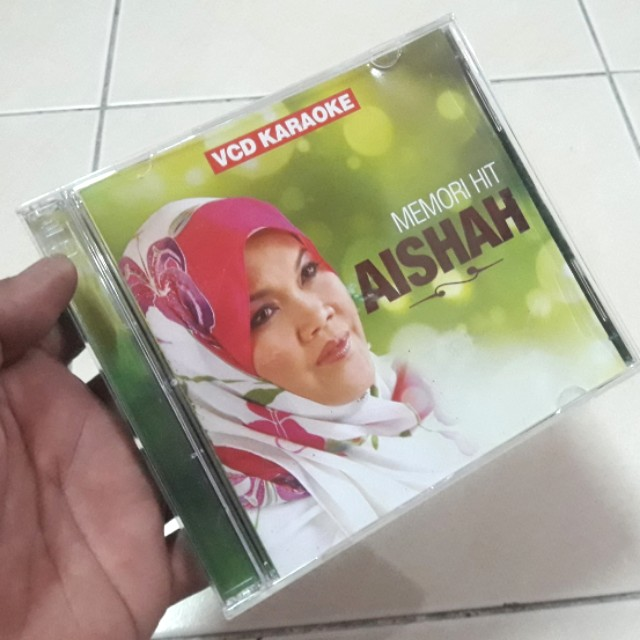 VCD KARAOKE AISHAH - Memori Hit