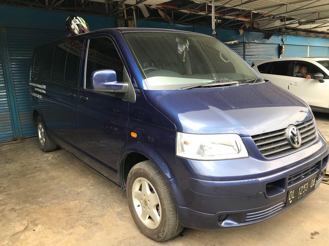Vw caravele 2008 manual diesel