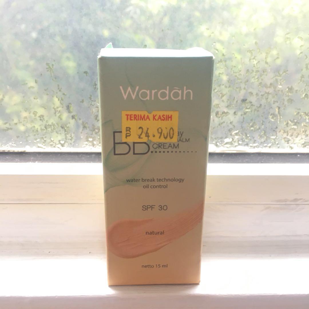 WARDAH BB cream natural #umn2018