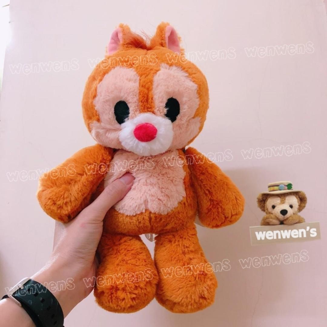 【Wenwens】日本帶回 迪士尼 蒂蒂 唐老鴨 米奇 米妮 史迪奇 小豬 超軟 超好摸 絨毛 娃娃 布偶 單售價