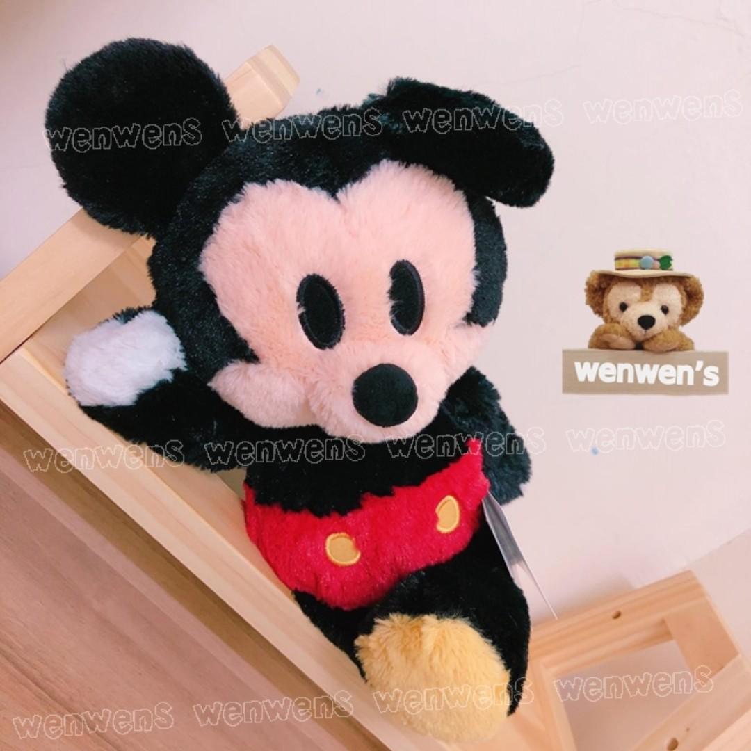 【Wenwens】日本帶回 迪士尼 米奇 米妮 蒂蒂 唐老鴨 蒂蒂 史迪奇 小豬 超軟超好摸 絨毛 娃娃 布偶 單售價