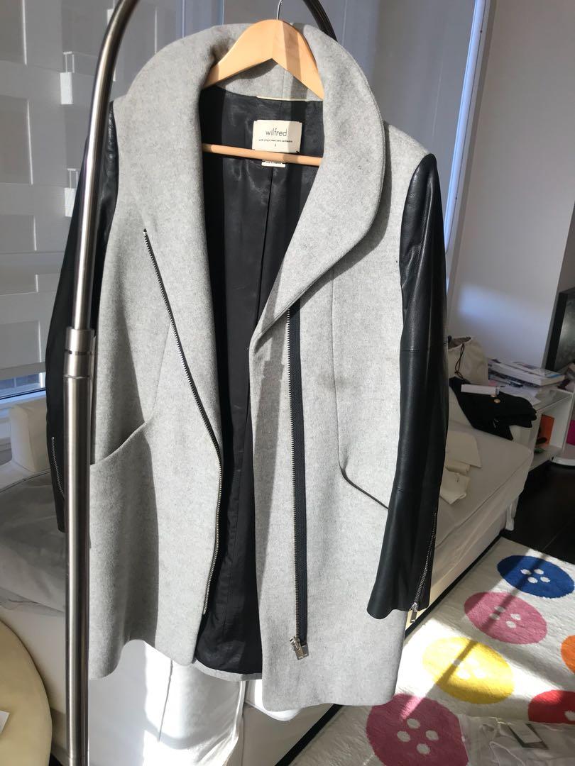 WilFred coat medium