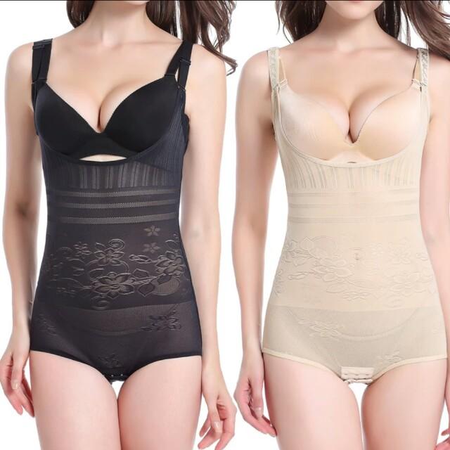 4bb778a9eb1 Women s Slimming Underwear Bodysuit Hot Body Shaper Waist Shaper ...