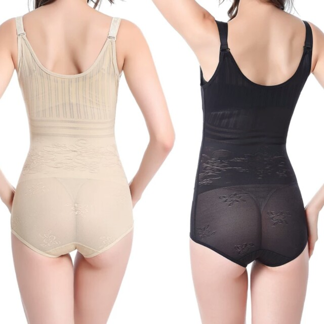0a41c6e60f731 Women's Slimming Underwear Bodysuit Hot Body Shaper Waist Shaper Reductoras Shapewear  Postpartum Recovery Slimming Shaper, Women's Fashion, Clothes, ...
