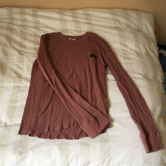 Wrangler long sleeve / jumper