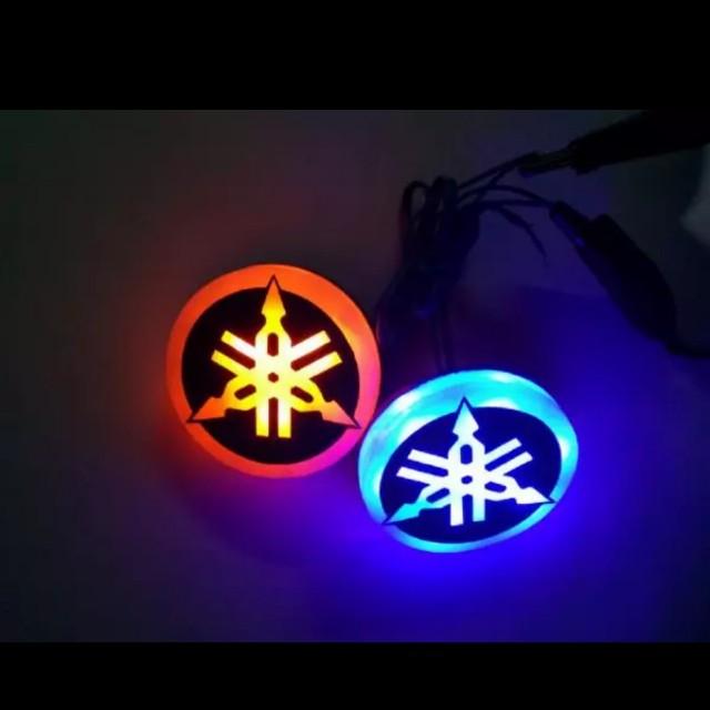 Yamaha light emblem