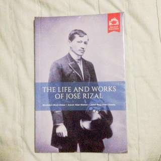 The Life and Works of Jose Rizal