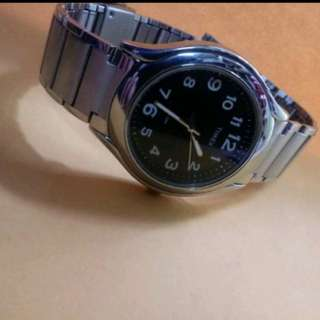 Timex watch stainless