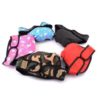 (Preorder) Pet Diaper Panty/Underwear