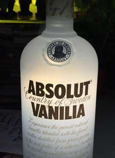 Absolut Mango, Orient, Apple, Pears, Vanilia, etc 1L